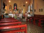 Interno della Chiesa della Comunità Piergiorgio
